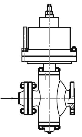 Регулятор давления Р62051
